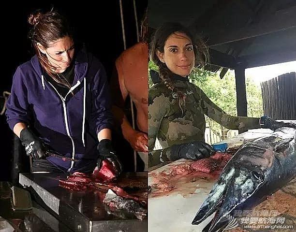 不爱红妆爱鱼枪,姑娘,你真是条汉子!