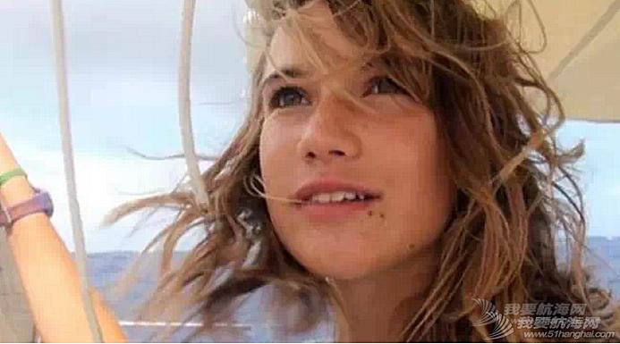 MINICAT充气式帆船代言人 Laura Dekker-最年轻的单人环球航海者