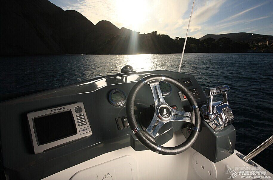 游艇品牌介绍之博纳多动力艇:巴拉可达钓鱼艇系列