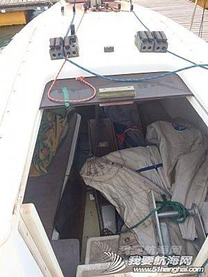 志愿者,流水帐,帆船,日记,日照 【公益航海志愿者日记@日照】Day3-清理船舱积水还有发霉的船舱坐垫