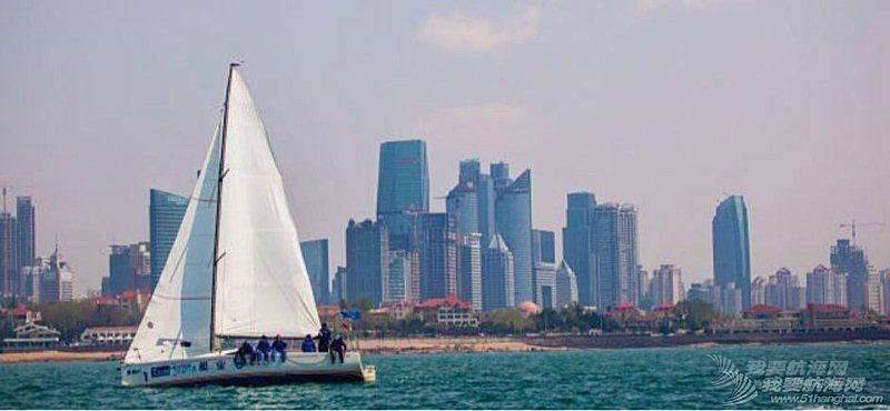 青岛2K帆船夏季赛我要航海网帆船队船员招募