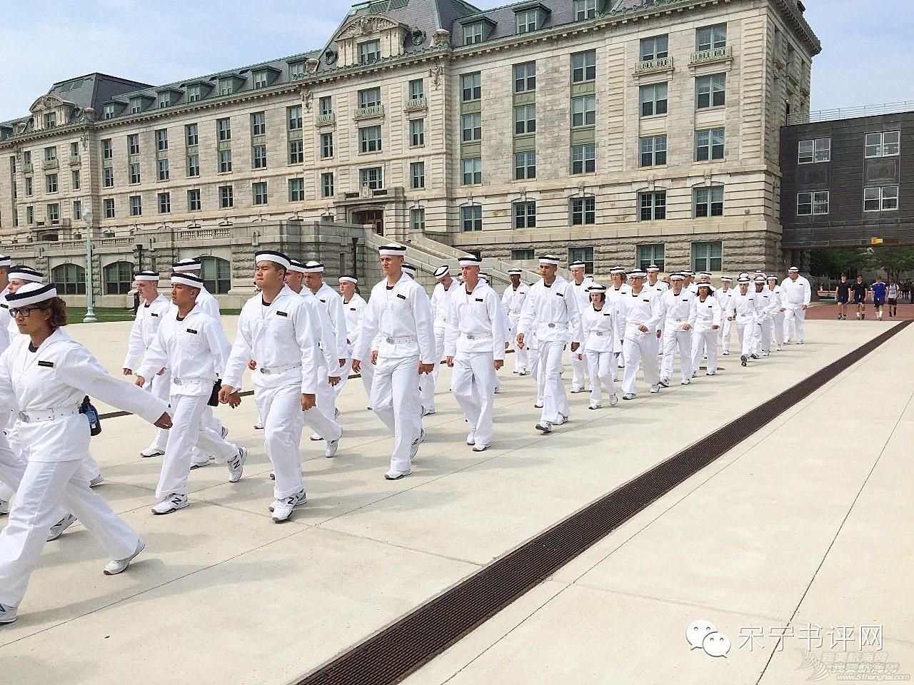 GO NAVY 安纳波利斯海军学院巡礼