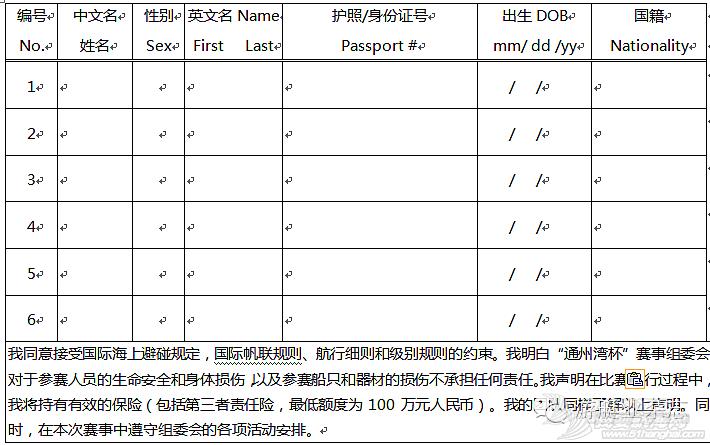 """快到南通参加帆船赛:2015年""""通州湾杯""""帆船赛竞赛通知"""