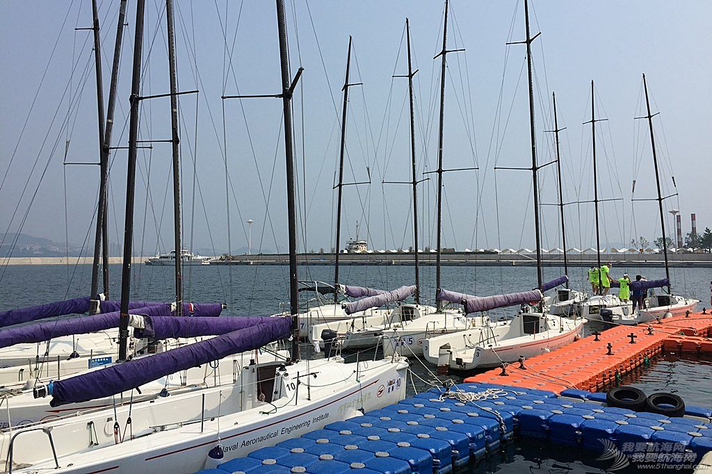 日照,运动员,志愿者,天气,国际 【公益航海志愿者日记@日照】Day31-记威海国际帆船赛第三天-今日运动员报到、练船