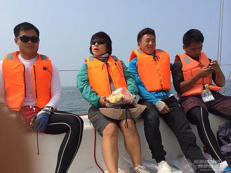 2015威海刘公岛国际帆船赛