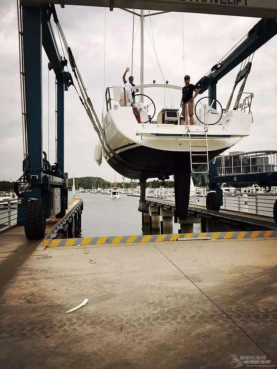 博纳多OCEANIS 45现船到港,静候未来的主人。