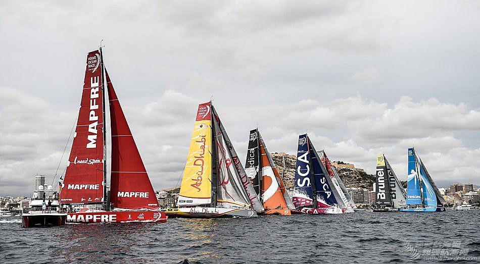 赞助商广告,美洲杯,系列赛,电视机,商务部 为什么大家都愿意把钱砸在帆船赛上?都是谁在赞助帆船赛?