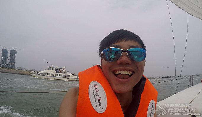 志愿者,日记,日照 【公益航海志愿者日记@日照】Day36-试航。今天第一艘珐伊试航。