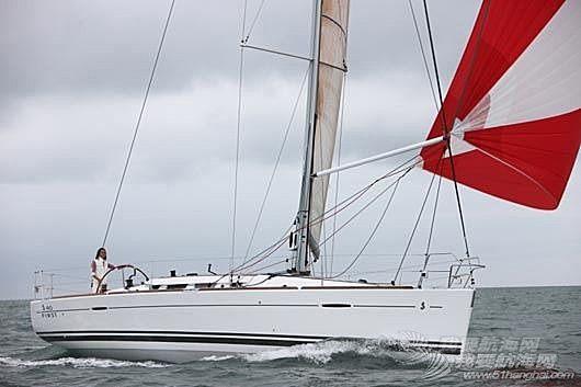 帆船 Beneteau First 40 博纳多锋士40英尺单体帆船