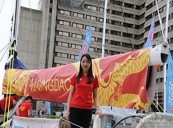 中国船员,新华社记者,艺术学院,大学毕业,潜意识 人生很短,我想去环球航行——专访参加克利伯环球帆船赛的朱姜蓓