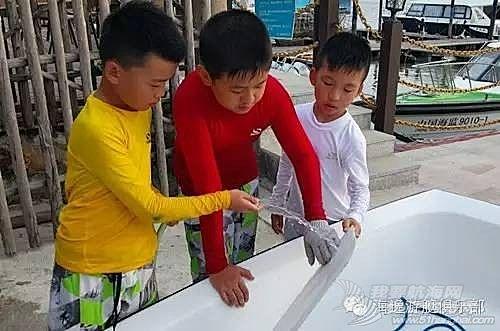 海逸小航海家OP帆船赛圆满结束——别让小朋友窝在家里,出来玩帆船吧!