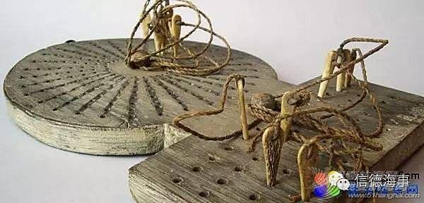16世纪的文盲水手都怎么航海测速?