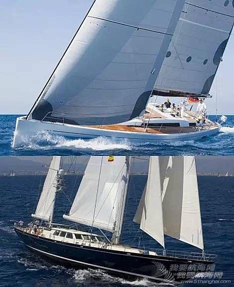 单桅帆船vs双桅帆船