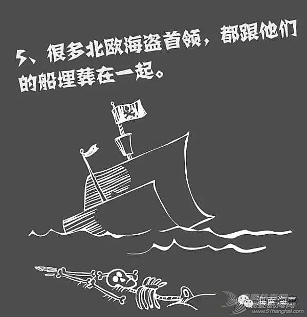 中国海事,知识 你绝对不知道的海盗冷知识