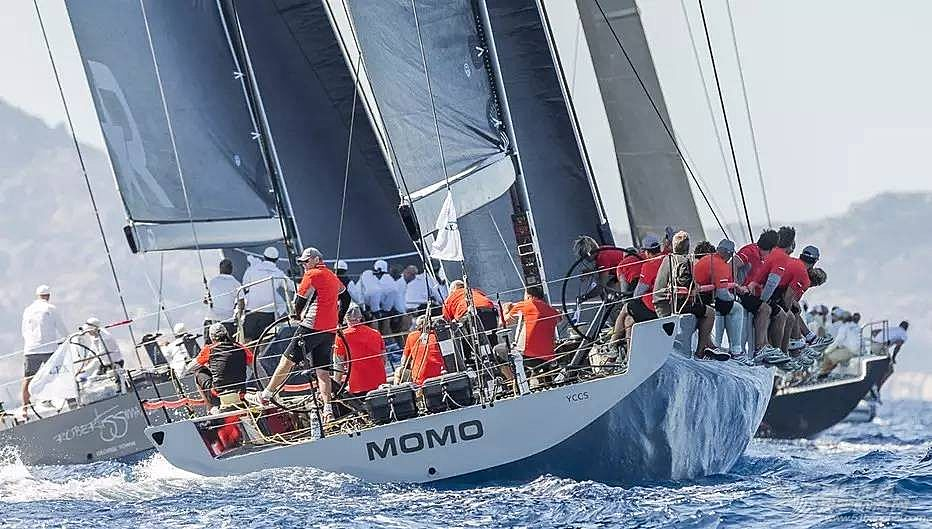 2015 Maxi Yacht Rolex Cup|赛事激战正酣;顶级视觉盛宴