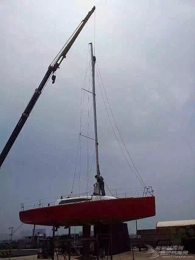 帆船 C-35/T-35型10米帆船低价出售