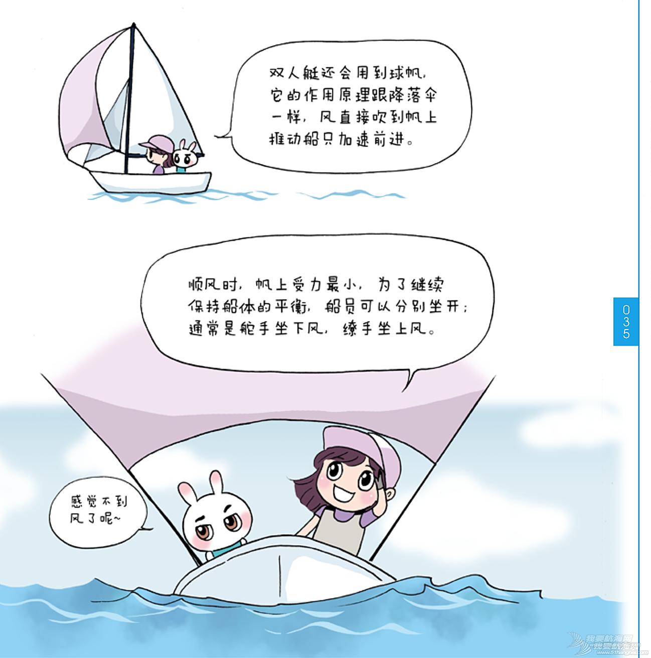 奥运冠军,帆船,连载 《跟奥运冠军学帆船》Lesson 11 顺风航行