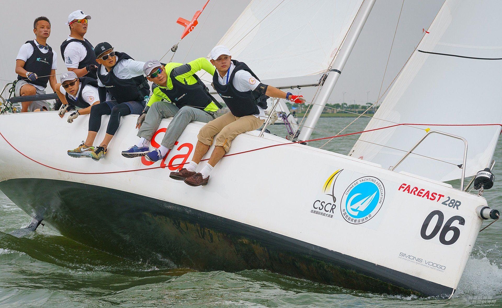 中国城市,俱乐部,帆船 帆船大奖掀高潮 2015中国城市俱乐部帆船赛完美落幕