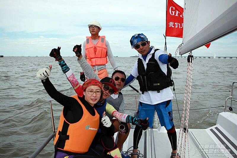 2015通州杯国际帆船赛历险记