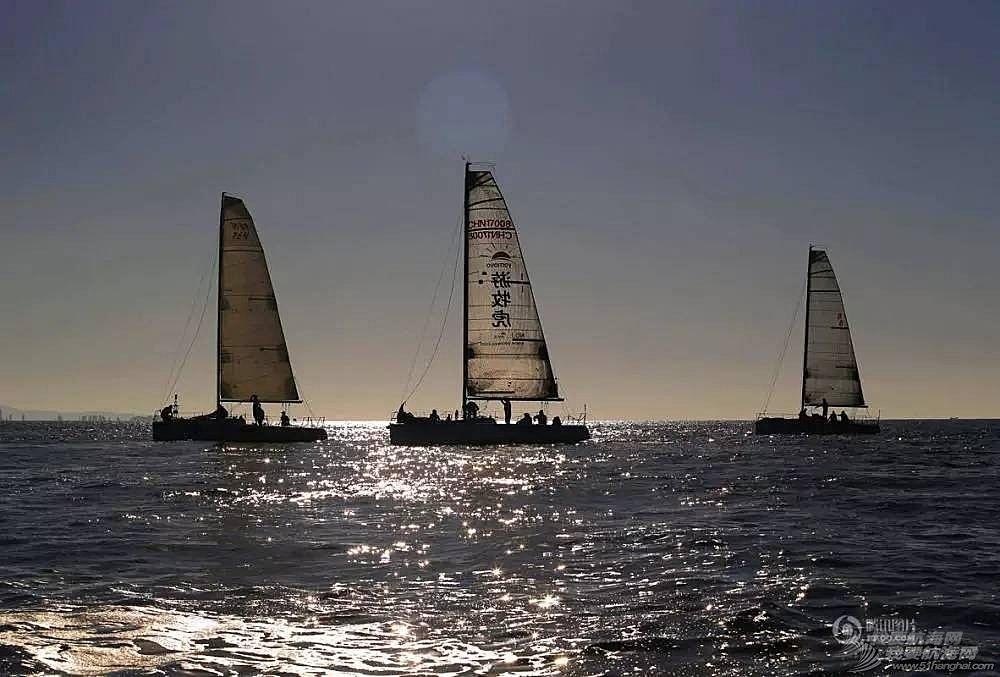 环渤海帆船拉力赛落幕 回顾全程美景