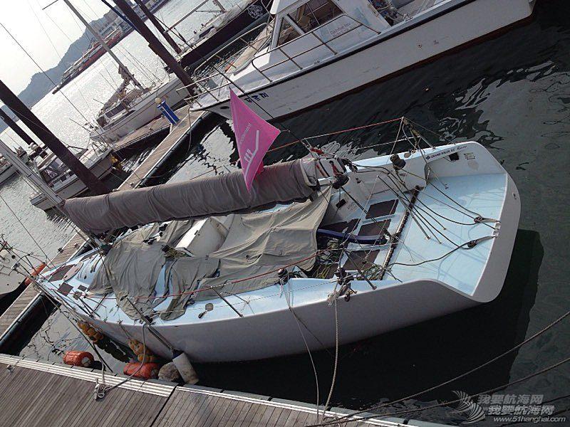 韩国多岛海杯帆船拉力赛纪实第二集:世翰大学粗狂的T1帆船