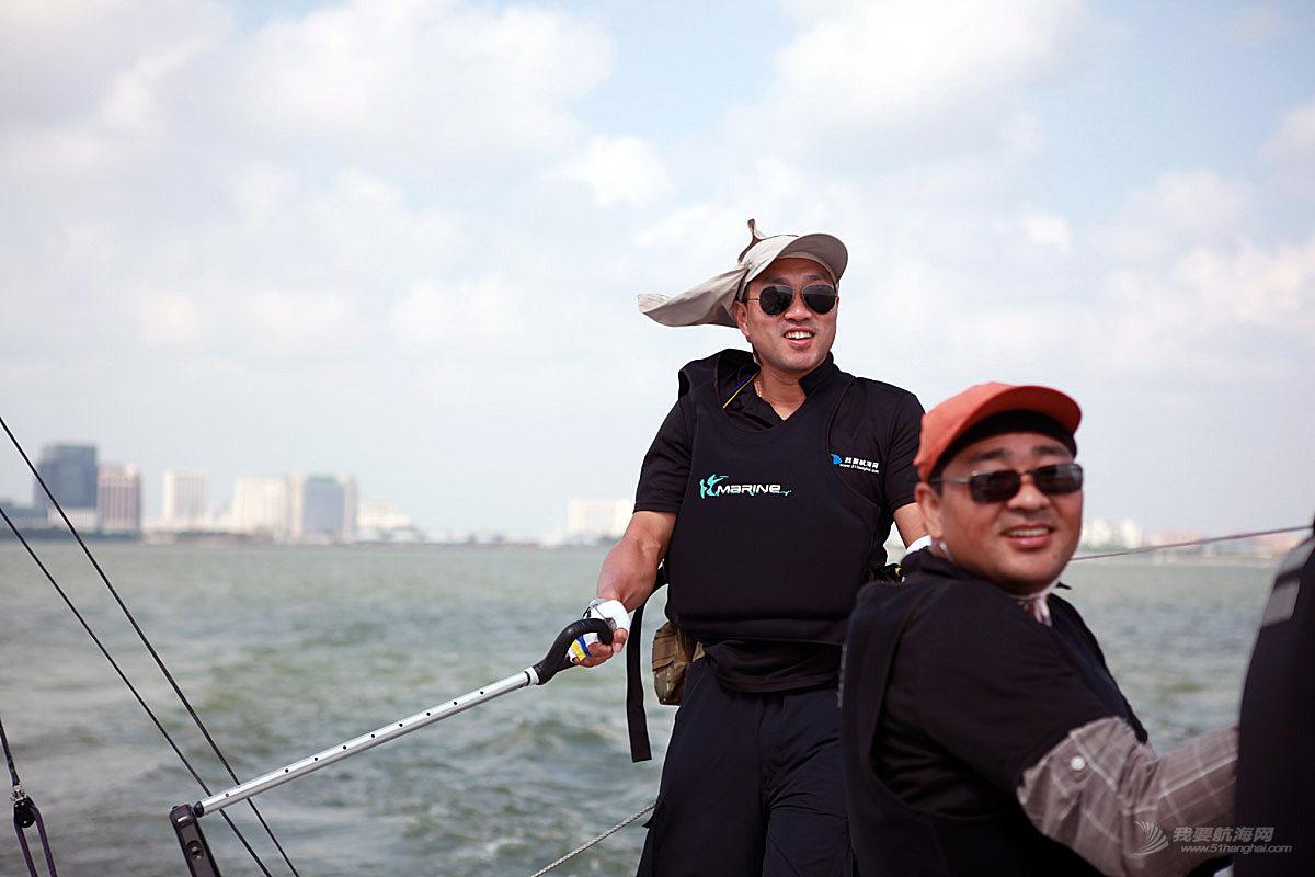 2015临港国际帆船大奖赛人物照片