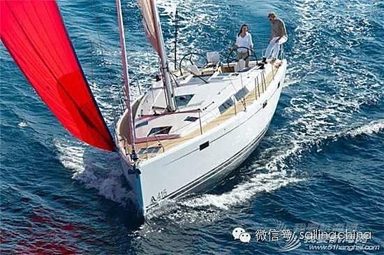 2015 SIBEX深圳国际游艇展汉斯帆船定制帆船MOODY62亮相