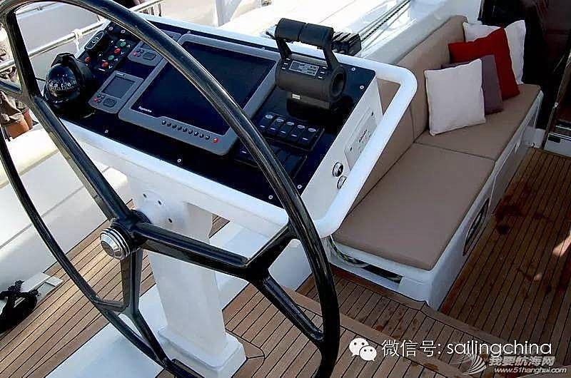 汉斯旗下顶级定制帆艇Moody 62DS