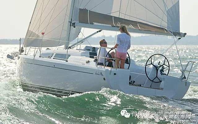 国内唯一一款百万元以内的高配置进口远洋帆船--德国汉斯H315