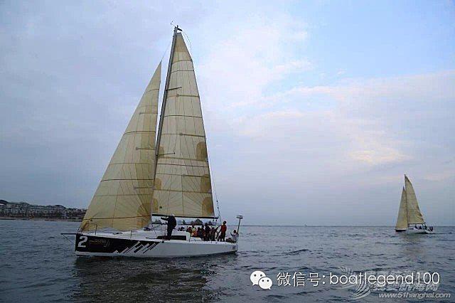 四个字评价亚诺环中国岸海帆船赛:帅你一脸!