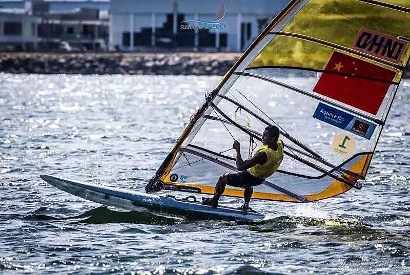 中国帆板项目突破历史