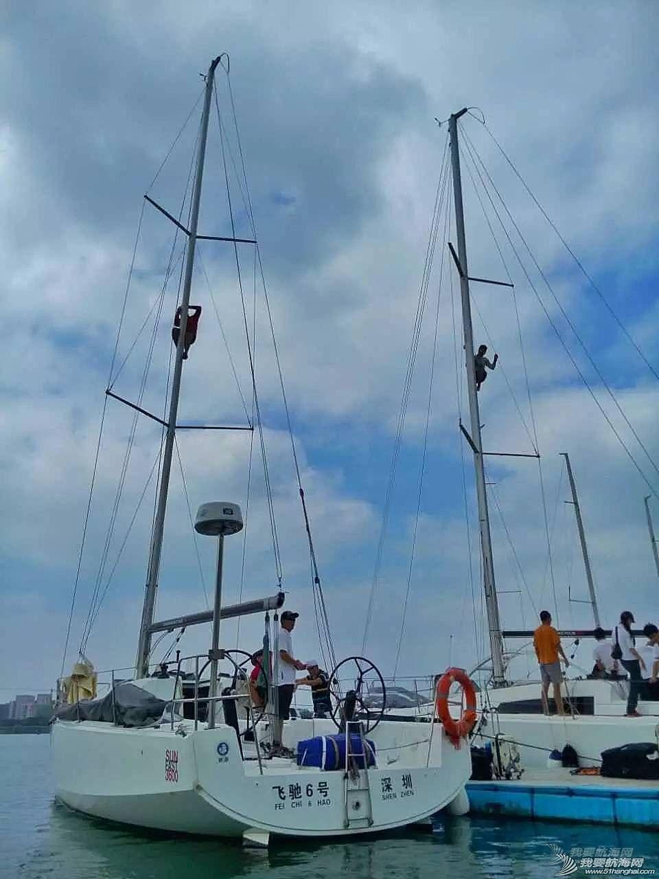 一路驰骋:亚诺环中国海岸帆船赛|厦门to深圳赛段精彩回顾
