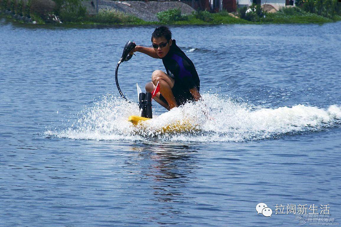 动力冲浪板 【海上超跑】帅气动力冲浪板