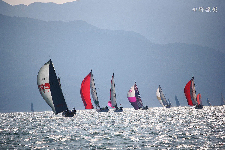 中国 《中国杯之美》2015中国杯帆船赛田野摄影