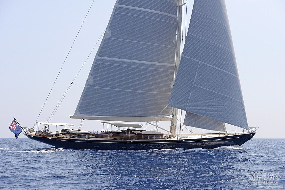 经典单桅帆船Atalante