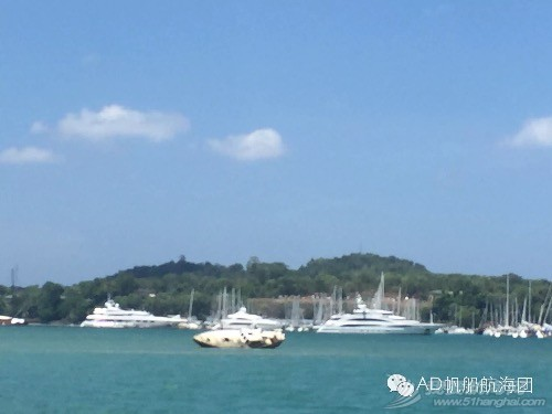 AD航海团 帆船游记4:修船厂大揭密