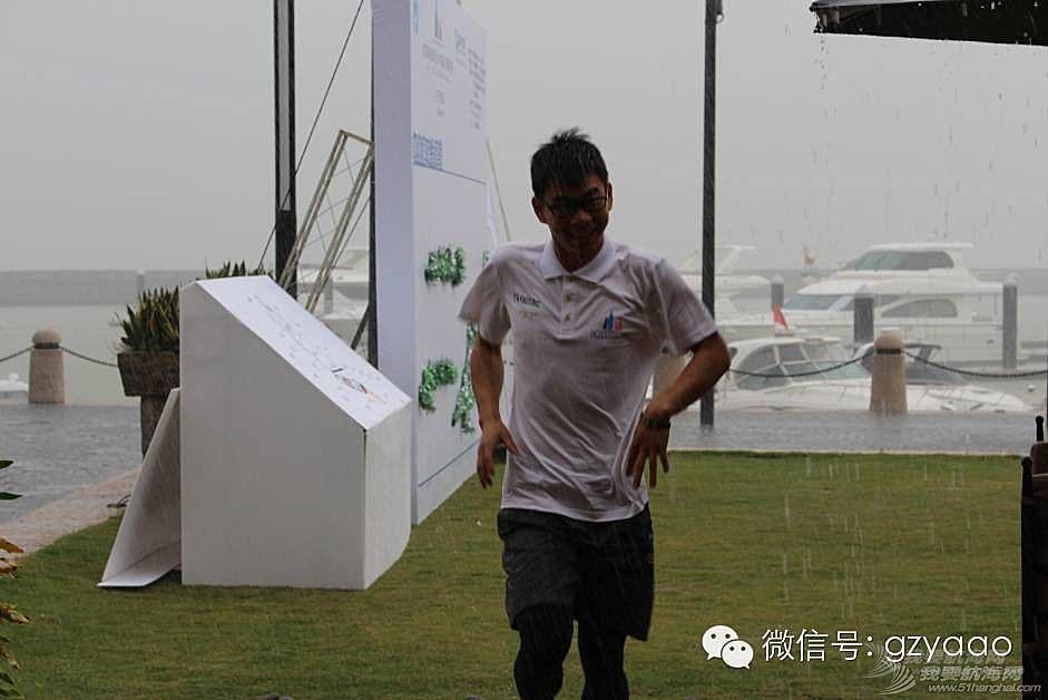 全国帆船青少年俱乐部联赛(广州站)第一天花絮