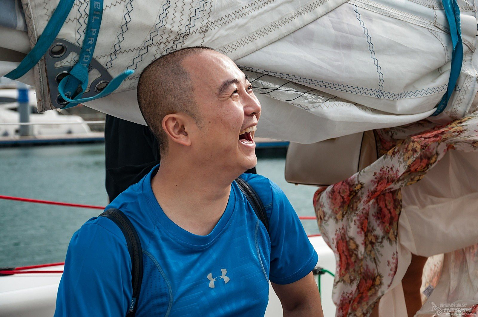 【2015大鹏杯帆船赛】21号上午出发集锦