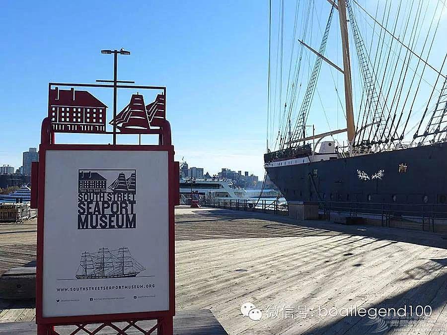 纽约南街海港的那一艘百岁PEKING,又要远航