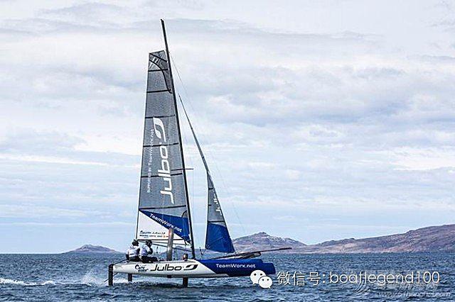 传说中的海上坟场,这次帆船高手Franck Cammas带你去看