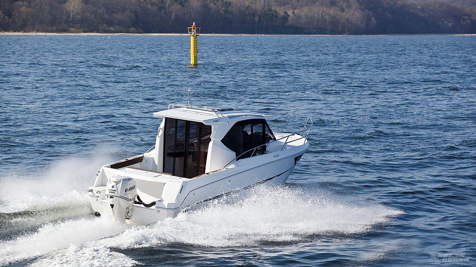 进口 波兰进口Galia 750 Hardtop硬顶钓鱼艇出售