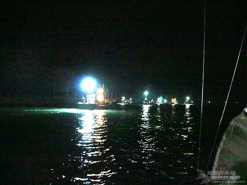 志愿者 我的志愿者生活026:寒风起,夜出航