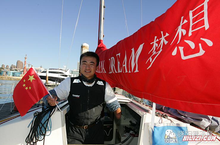 大西洋,挑战赛,小伙伴,中国海,英雄 骄傲!单人横跨大西洋的独臂帆侠徐京坤,是平度大泽山的!