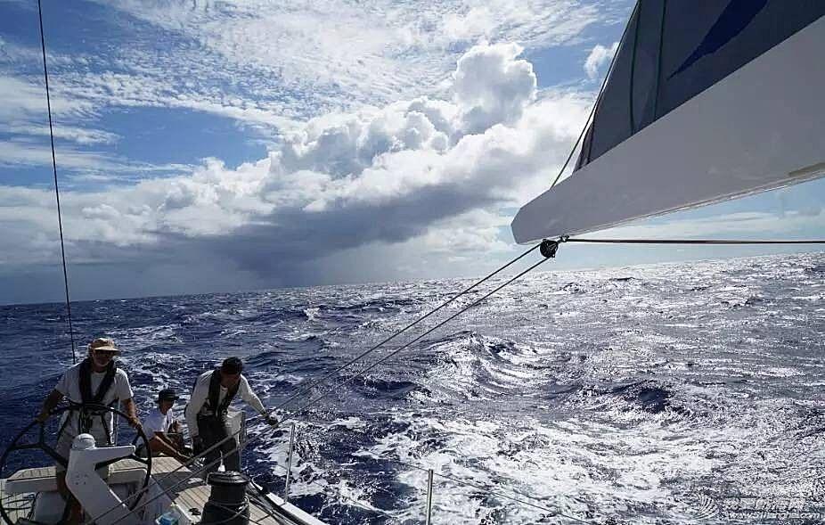 七星湾——华创Apsaras号惊艳国际赛场,横跨大西洋三千海里勇夺冠