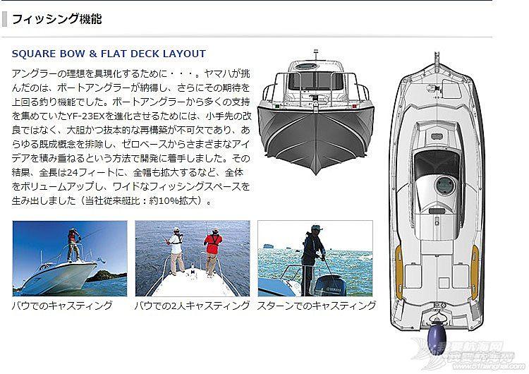 YAMAHA YAMAHA 7.2米钓鱼艇