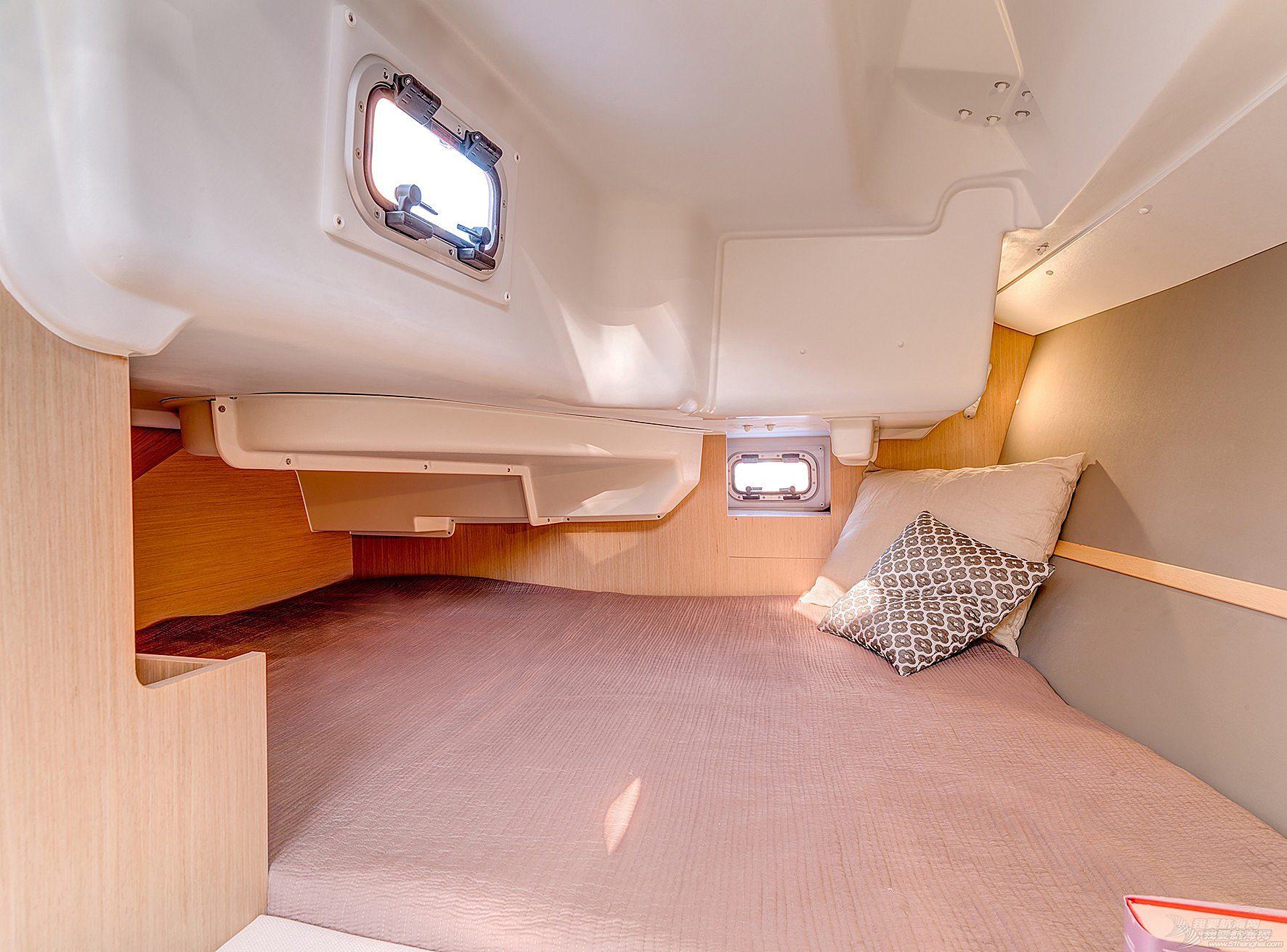 发动机,帆船,型号 Beneteau Oceanis 31 博纳多遨享仕31英尺单体帆船