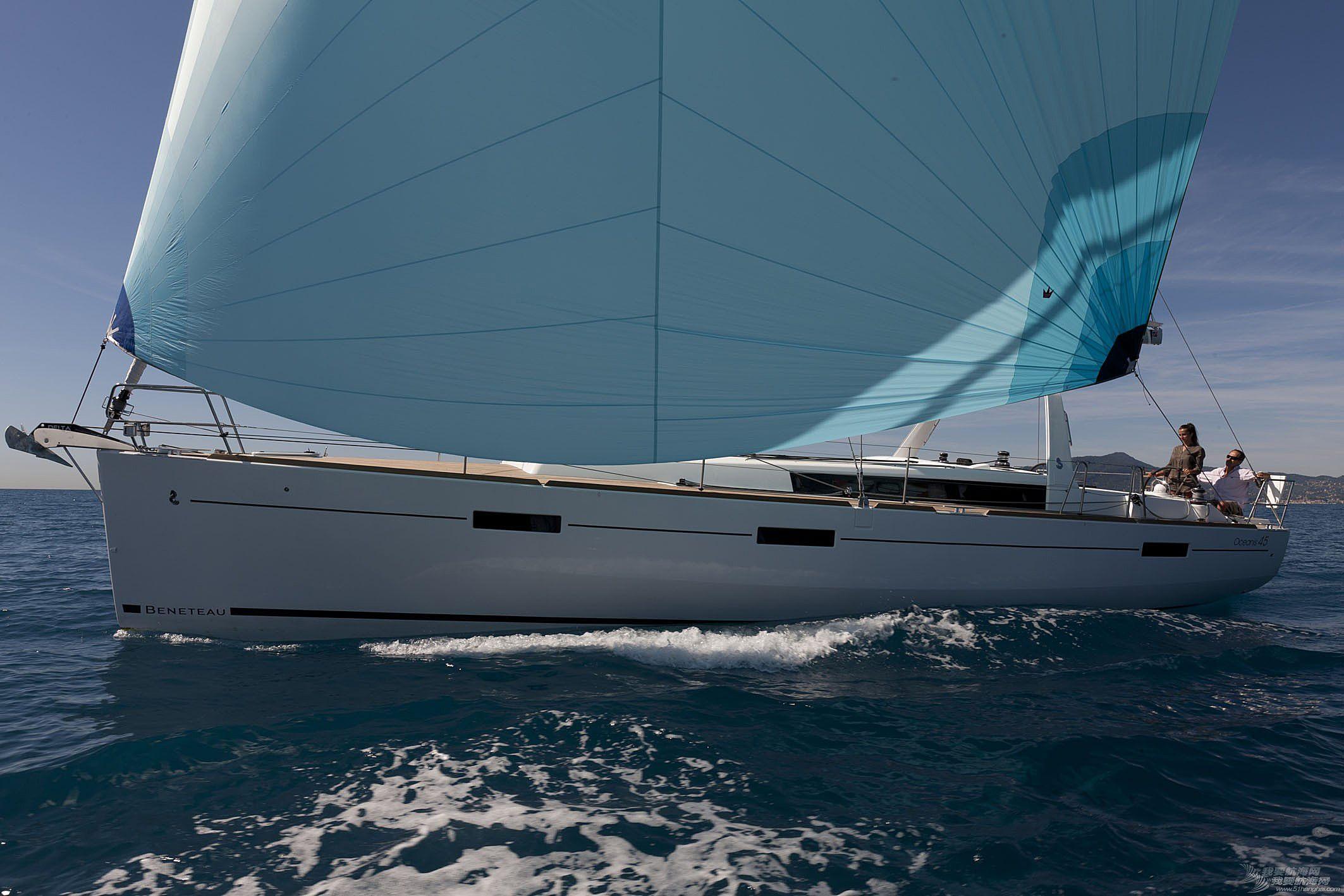 发动机,帆船,品种 Beneteau Oceanis 45博纳多遨享仕45英尺单体帆船