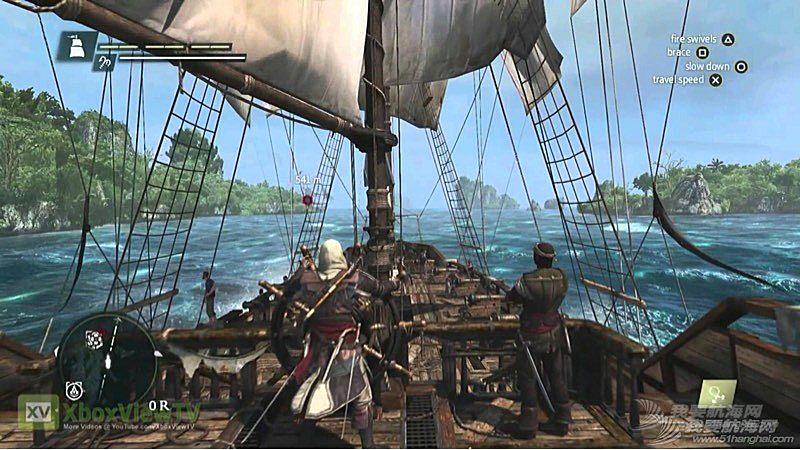 推荐一个航海游戏 黑旗