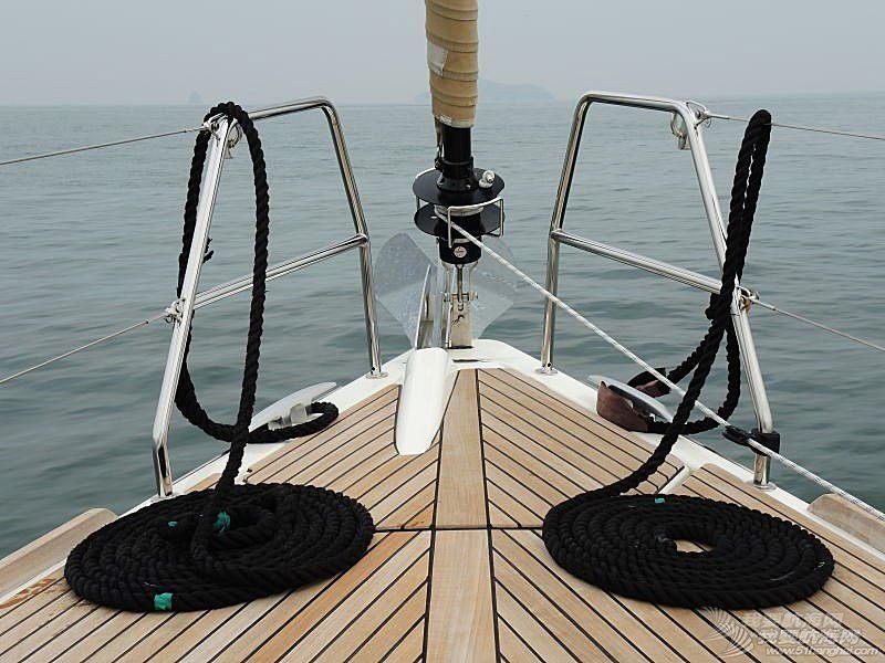 帆船 DUFOUR 410 丹枫410单体帆船