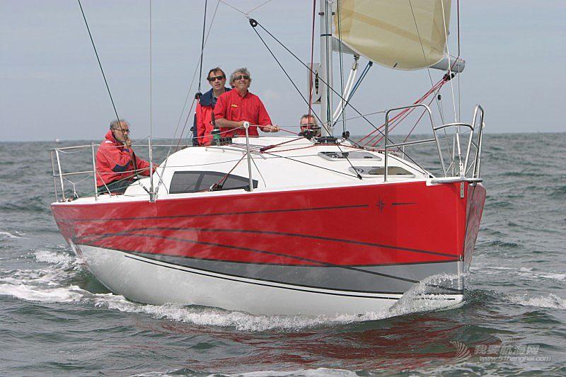 帆船 Jeanneau Sun Fast 3200 亚诺3200帆船